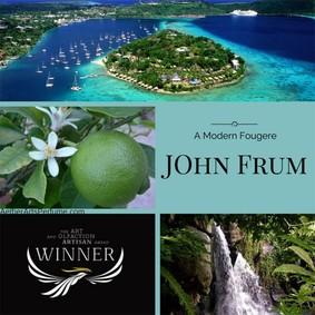 Постер Aether Arts Perfume Burner Perfume No 4: John Frum