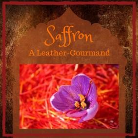 Постер Aether Arts Perfume Saffron