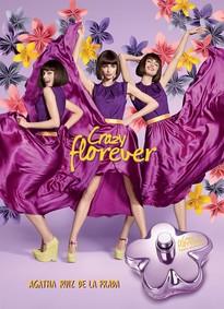 Постер Agatha Ruiz de la Prada Crazy Florever