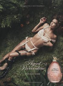 Постер Agent Provocateur Pétale Noir