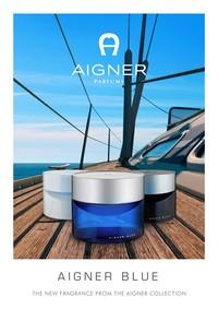 Постер Aigner Blue