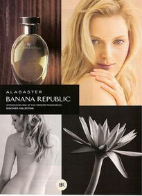 Постер Banana Republic Alabaster