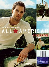 Постер Stetson All American