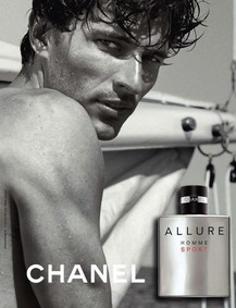 Постер Chanel Allure Homme Sport