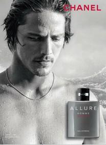 Постер Chanel Allure Homme Sport Eau Extrême