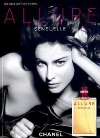 Постер Chanel Allure Sensuelle