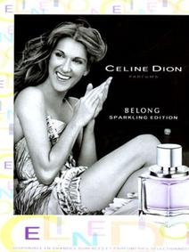 Постер Celine Dion Always Belong