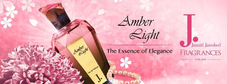 Постер Junaid Jamshed Amber Light