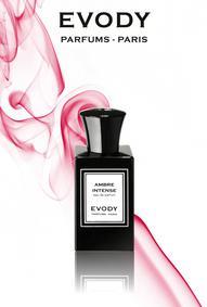 Постер Evody Parfums Ambre Intense