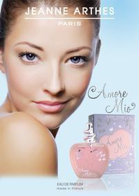 Постер Jeanne Arthes Amore Mio