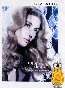 Постер Givenchy Ange ou Démon (Perfume Extract)