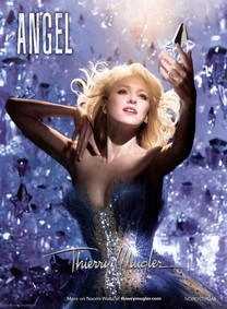 Постер Mugler Angel