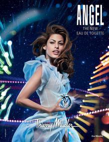 Постер Mugler Angel Eau de Toilette