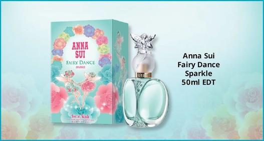 Постер Anna Sui Fairy Dance Sparkle