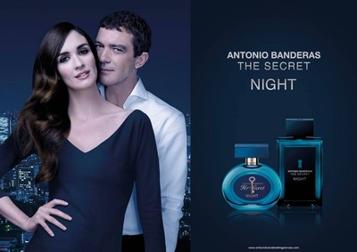 Постер Antonio Banderas Her Secret Night