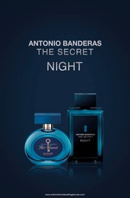 Постер Antonio Banderas The Secret Night