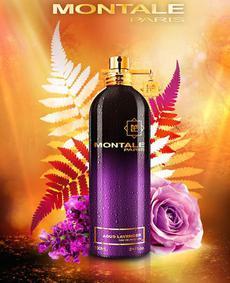 Постер Montale Aoud Lavender