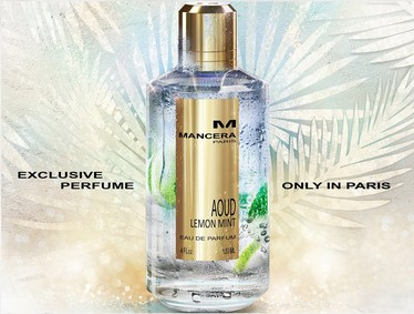Постер Mancera Aoud Lemon Mint