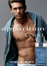 Постер Emanuel Ungaro Apparition Cobalt