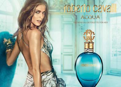 Постер Roberto Cavalli Aqua