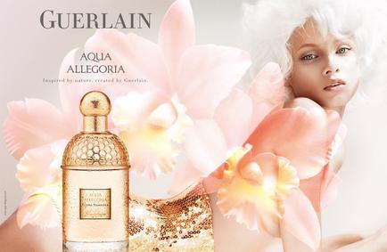 Постер Guerlain Aqua Allegoria Flora Nymphea
