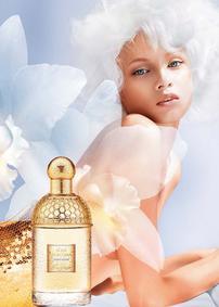 Постер Guerlain Aqua Allegoria Jasminora