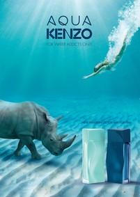 Постер Aqua Kenzo Pour Femme