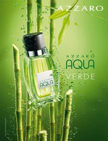 Постер Azzaro Aqua Verde