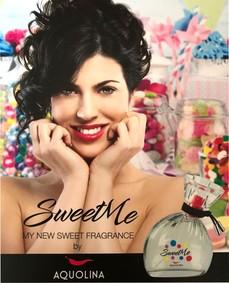 Постер Aquolina Sweet Me