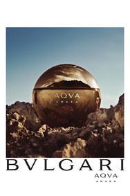 Постер Bvlgari Aqva Amara Pour Homme