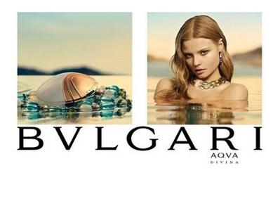Постер Bvlgari Aqva Divina