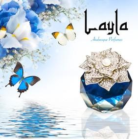 Постер Arabesque Layla