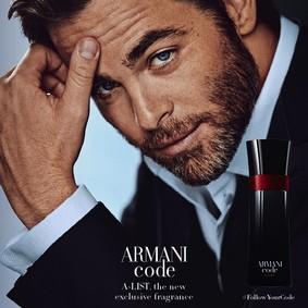 Постер Armani Code A-List