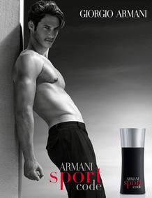 Постер Armani Code Sport
