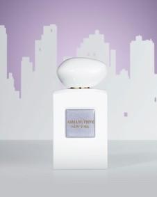 Постер Armani Privé New York
