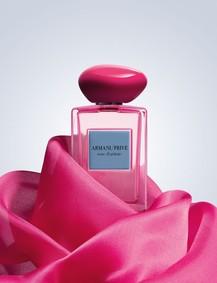Постер Armani Rose D'Artiste