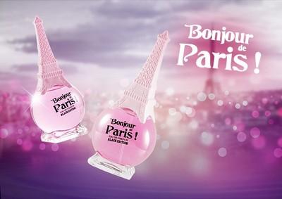 Постер Arno Sorel Bonjour De Paris Black Edition