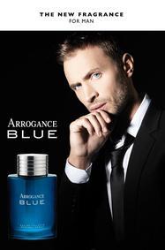 Постер Arrogance Blue