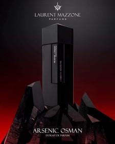 Постер LM Parfums Arsenic Osman