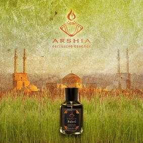 Постер Arshia Parfums Babel Bourbon