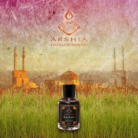 Постер Arshia Parfums Kashan Rose