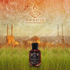Постер Arshia Parfums Persepolis Ambre