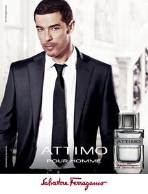 Постер Salvatore Ferragamo Attimo pour Homme