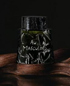 Постер Lolita Lempicka Au Masculin Eau de Parfum Intense