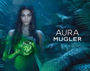 Постер Mugler Aura