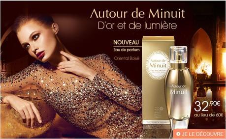 Постер ID Parfums (Isabel Derroisne) Autour de Minuit
