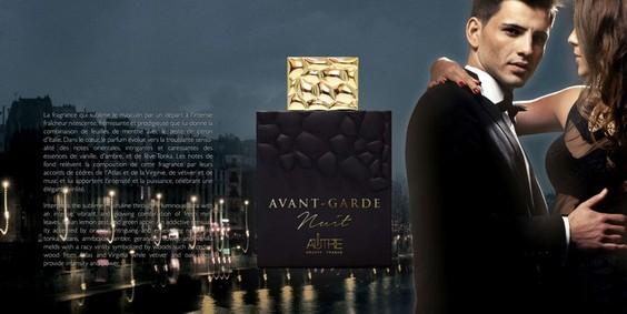 Постер Autre Parfum Avant-garde Nuit