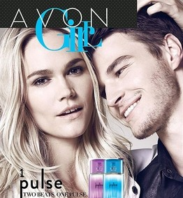 Постер Avon 1 Pulse For Her