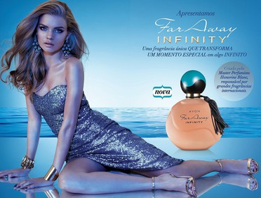 Постер Avon Far Away Infinity