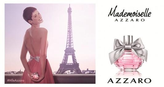 Постер Azzaro Mademoiselle